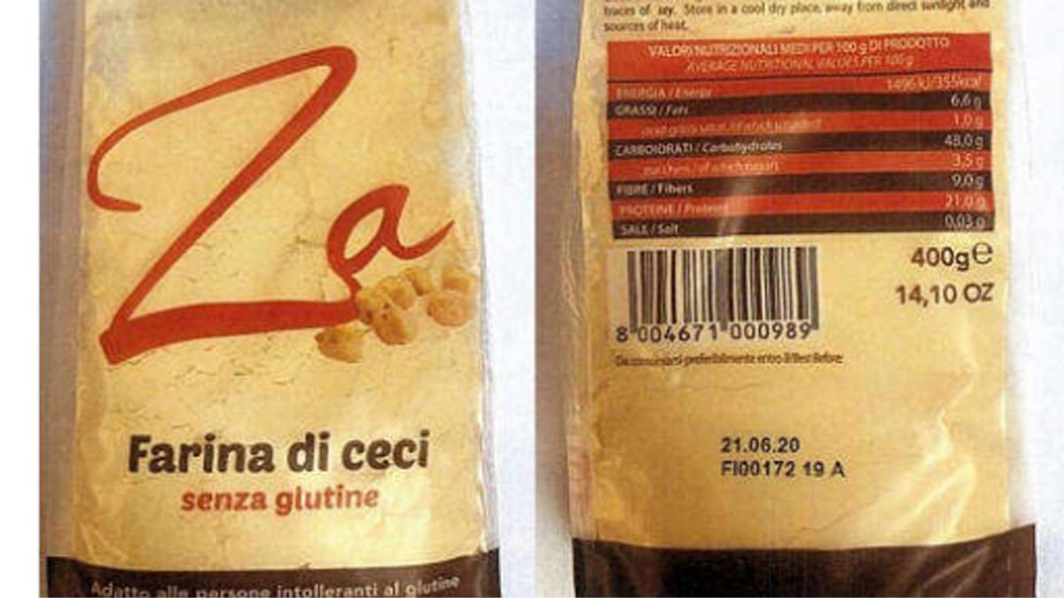 Due nuove allerte alimentari emanate dal Ministero della Salute. Nel mirino confezioni prodotte in Lombardia e Piemonte, a Mantova e Cuneo.