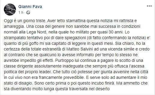 Sabato arriva Salvini, la Lega chiede una percentuale agli esercenti per la festa