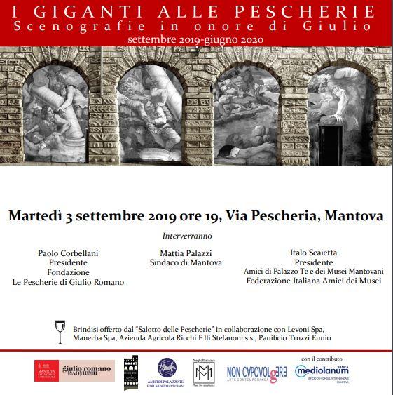 Il Comune di Mantova impegnatissimo: ecco i prossimi appuntamenti culturali