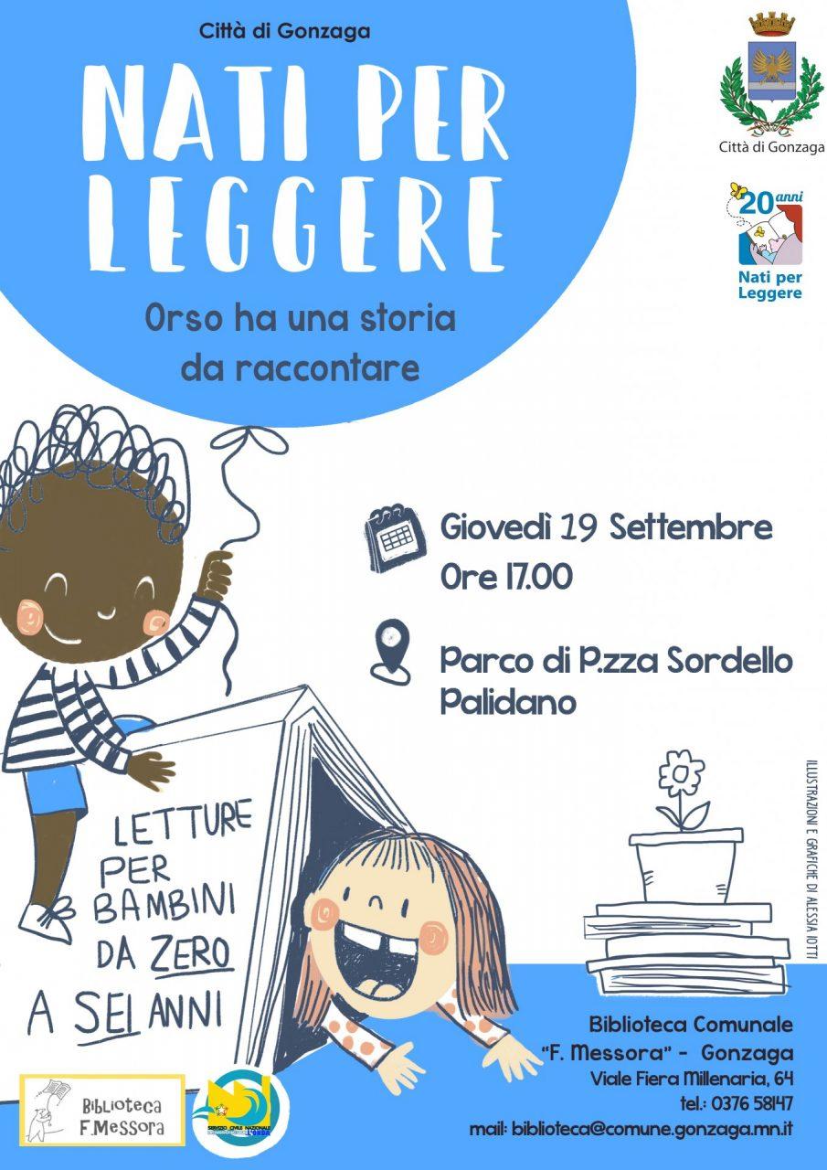 """""""Nati per leggere"""": la passione per la lettura di bambini e adulti"""