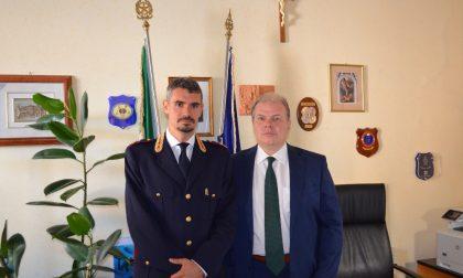 Il Dottor Samuele Rossi è il nuovo Dirigente della Squadra Mobile di Mantova