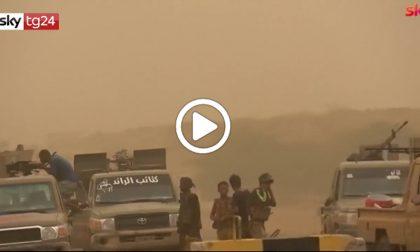 """Il """"terrorista"""" dallo Yemen e quel permesso di soggiorno…VIDEO"""