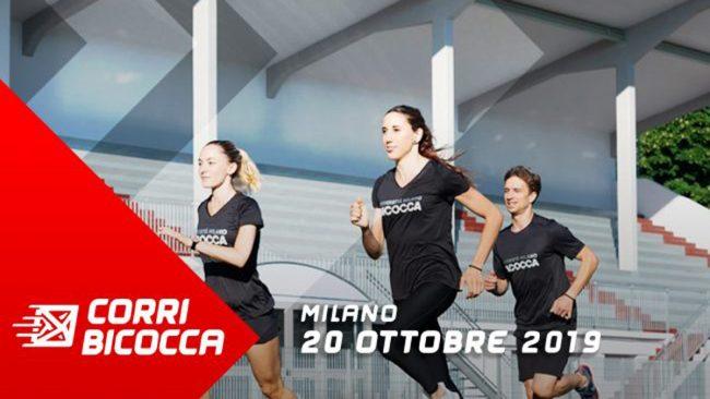 CorriBicocca 2019: al via domenica 20 Ottobre