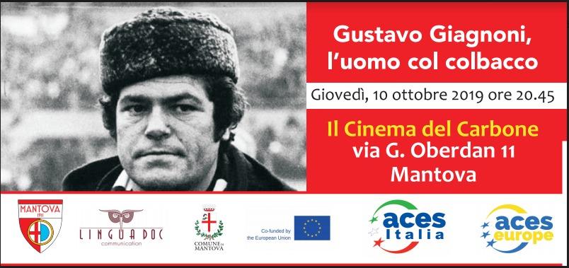 """Una serata in memoria di Gustavo Giagnoni, """"l'uomo col colbacco"""""""