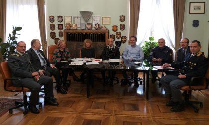Vertice tra Prefettura e Forze di Polizia: servono più vigilanza e controllo