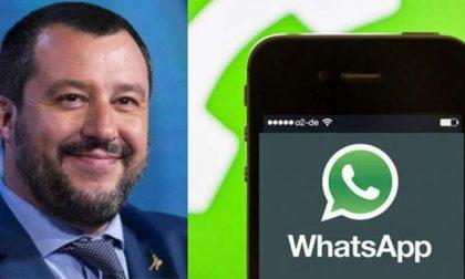 """""""GUARDA Salvini nudo a Cortina!"""" il messaggio WhatsApp è un virus"""