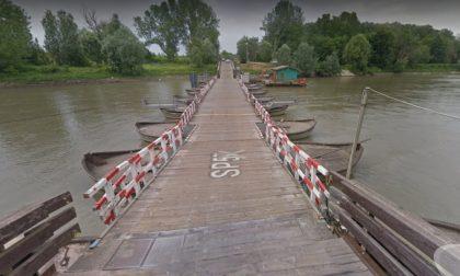 Maltempo: resta chiuso il Ponte di Barche di Torre d'Oglio