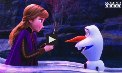 Dove vedere Frozen 2 al cinema a Mantova e dintorni