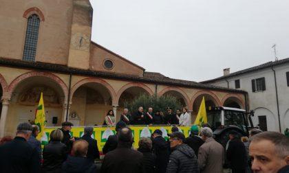 Alle Grazie la Giornata del Ringraziamento di Coldiretti Mantova