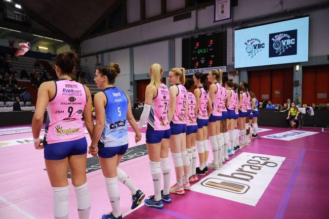 Vbc Èpiù Pomì Casalmaggiore: vittoria contro Firenze