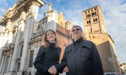 Il regalo del Mantova Outlet Village alla città: il restauro delle campane del Duomo