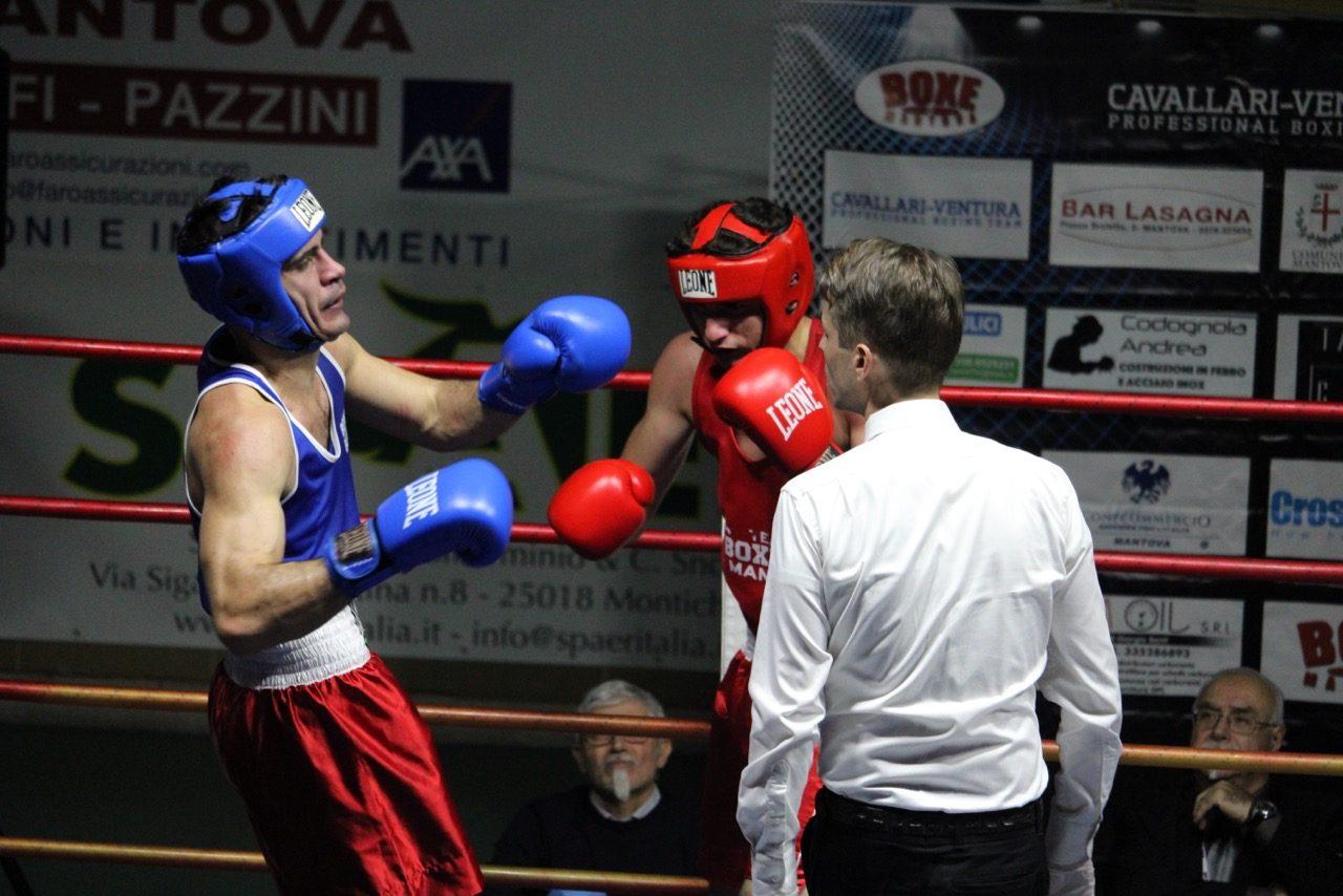 Serjo Koka in azione