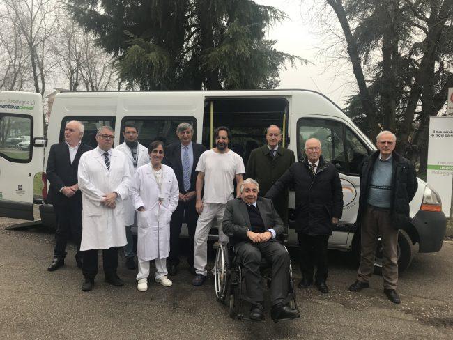 Bozzolo: nuovo servizio di trasporto per pazienti in fase di riabilitazione