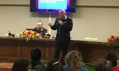 Confronto tra studenti e Carabinieri all'Istituto superiore Galilei di Ostiglia