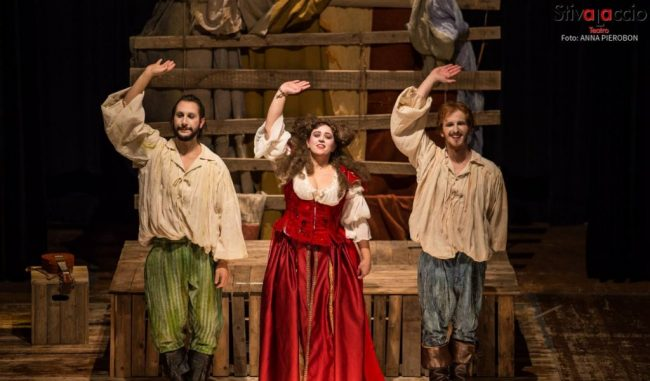 Romeo e Giulietta arrivano al Teatro Comunale di Gonzaga
