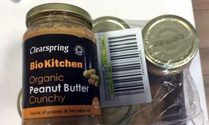 Aflatossine, attenzione al burro di arachidi che viene dall'Inghilterra