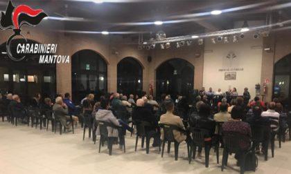 Lezioni anti-truffa: i Carabinieri incontrano gli anziani