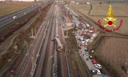 Lunedì riapre l'alta velocità dopo l'incidente del Frecciarossa deragliato nel Lodigiano