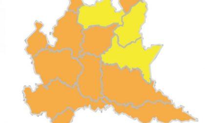 Rischio vento forte, allerta arancione della Protezione Civile anche a Mantova e provincia