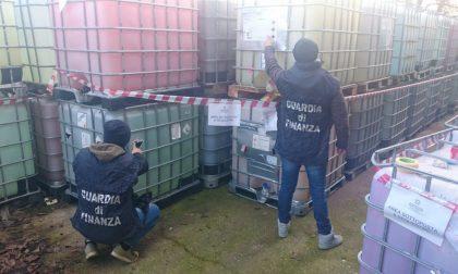 Trovate oltre 114 tonnellate di rifiuti pericolosi nel Mantovano