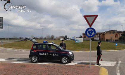 """""""Fase 2"""" non equivale a """"liberi tutti"""": continuano i controlli dei Carabinieri nel Mantovano"""