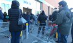 Assalto ai supermercati alle prime ore di oggi FOTO