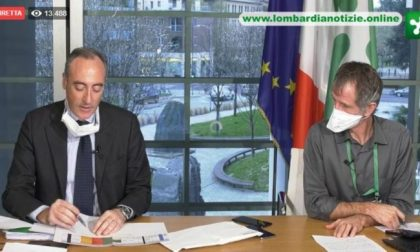 """Gallera """"Lento, ma costante miglioramento"""": nel Mantovano 2.084 positivi (+40) VIDEO"""