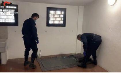 Arrestato latitante a Suzzara: si era nascosto in un sottotetto