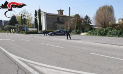 Controlli nell'Alto Mantovano: tra Pasqua e Pasquetta 73 sanzionati