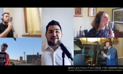 La canzone dei ragazzi di Castellucchio per il Poma di Mantova: voci all'unisono in un messaggio di speranza