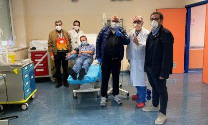 I primari mantovani guariti donano il loro plasma per i pazienti Covid positivi