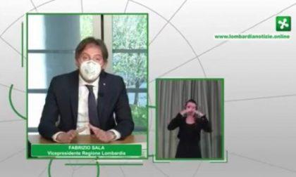 Coronavirus, in Lombardia distribuite 8 milioni di mascherine | Mantovano + 115