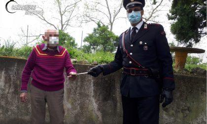 Sabbioneta: carabinieri consegnano la pensione a coppia di anziani e pagano le bollette