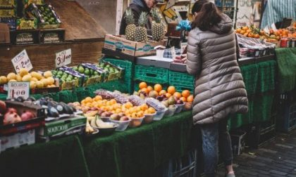 Il mercato del giovedì riparte in piazzale Montelungo