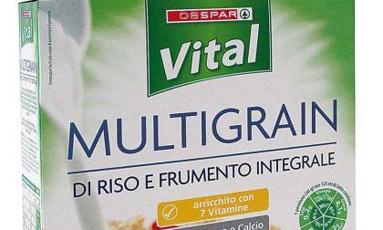 Rischio allergene non dichiarato: Despar ritira Multigrain di riso prodotto a Bergamo