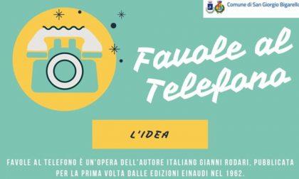 """""""Pronto, parla Rodari"""": la simpatica iniziativa della biblioteca di San Giorgio Bigarello"""