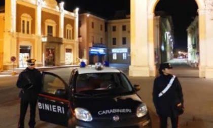Fermata dai Carabinieri fornisce un nome falso, denunciata