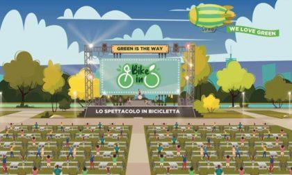 L'innovativo progetto dell'Amministrazione Comunale di Mantova: il Bike-in, drive-in a pedali