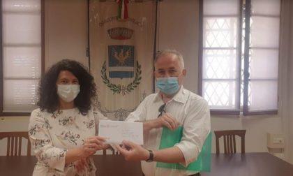 """Parola d'ordine """"solidarietà"""": Rotary Suzzara-Gonzaga dona buoni spesa per le famiglie in difficoltà"""