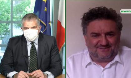 Coronavirus, 500 nuovi positivi in Lombardia: nel Mantovano + 14