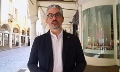 """Mantova verso la ripartenza: Palazzi """"Aiutiamo la città a ripartire, facciamo qui gli acquisti"""" VIDEO"""