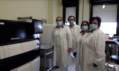 Fino a 400 test al giorno processati dall'ASST di Mantova