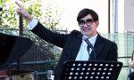 Elio e Prosseda in concerto all'ospedale di Mantova FOTO