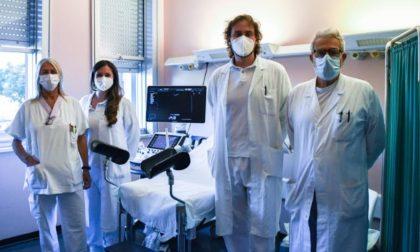 La nascita della speranza al Poma: dopo averle asportato un tumore alla ovaie, futura mamma aspetta due gemelli