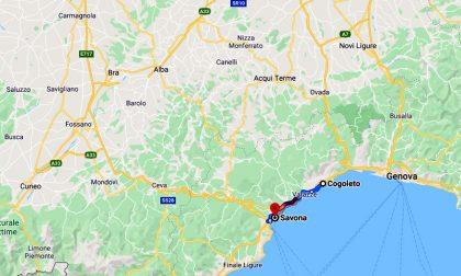 Lunghe code sulle autostrade verso la Liguria