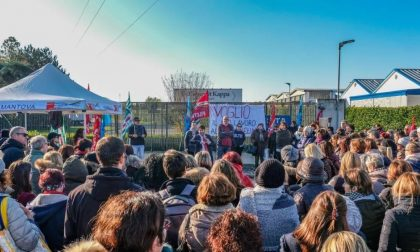"""Corneliani, i sindacati proclamano 3 giorni di sciopero: """"Scenario presentatoci inaccettabile"""""""