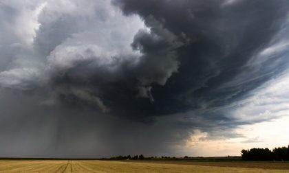 Allerta meteo: in arrivo vento e forti temporali