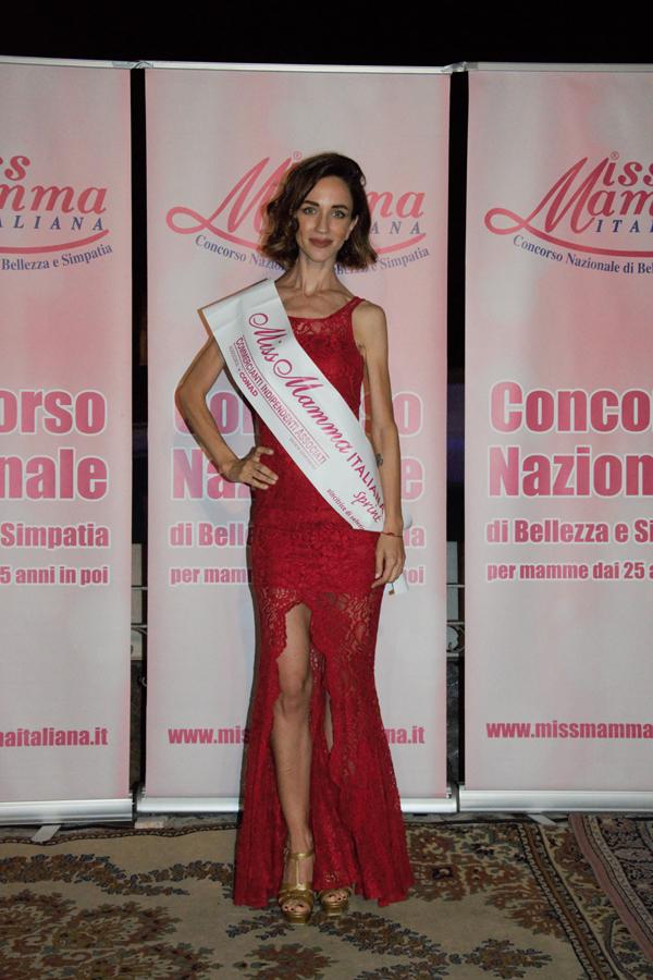"""Miss Mamma Italiana Sprint"" - Roberta Lopizzo"