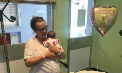 Incinta di 6 mesi sconfisse il Covid con il plasma iperimmune: ora la piccola Beatrice Vittoria è finalmente nata
