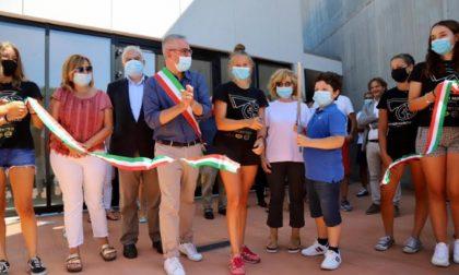 Inaugurata la foresteria del Campo canoa: un milione di euro dal Governo per realizzarla